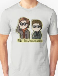 #NotTheLosechesters T-Shirt