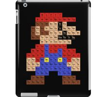 Periodic Mario Table iPad Case/Skin