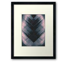 Magic Rays Framed Print