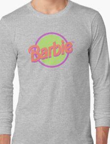 80s Malibu Babe Long Sleeve T-Shirt