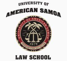 University of American Samoa Kids Tee
