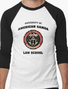 University of American Samoa Men's Baseball ¾ T-Shirt
