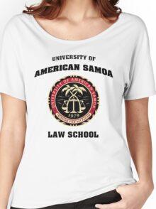 University of American Samoa Women's Relaxed Fit T-Shirt