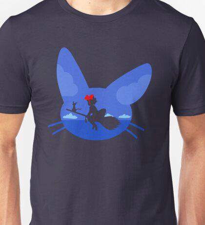 Kiki and Jiji's Flight Unisex T-Shirt