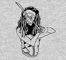 Michonne - B & W Unisex T-Shirt