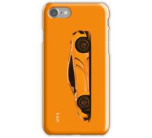 The MP4-12C iPhone Case/Skin