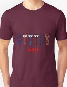 SUITS |  SUITS FAMILY  Unisex T-Shirt