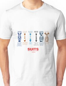 SUITS | DIALOGUE - SUITS FAMILY Unisex T-Shirt