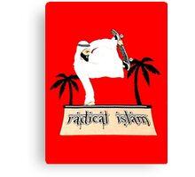 Radical Islam Canvas Print