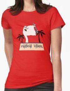 Radical Islam Womens Fitted T-Shirt