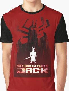 Samurai Jack is Back Graphic T-Shirt