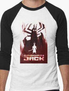 Samurai Jack is Back Men's Baseball ¾ T-Shirt
