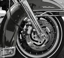 Harley-Davidson Ultra Classic by John Schneider