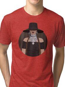 Albino Alligators Tri-blend T-Shirt