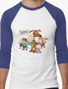 rugrats Men's Baseball ¾ T-Shirt