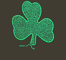 A-MAZe-thING Shamrock (read rules) Unisex T-Shirt