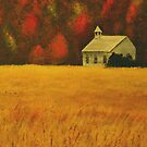 """Mountain Autumn""... prints and products by © Bob Hall"