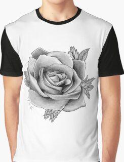 Alex Gaskarth Rose Tattoo Graphic T-Shirt