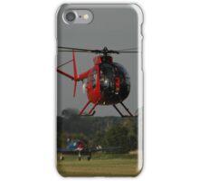Hughes 500 VH-AUF,Tyabb Airshow,Australia 2010 iPhone Case/Skin