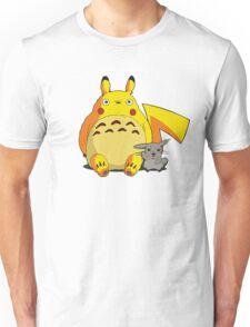 Totorotchu and Pikaro Unisex T-Shirt
