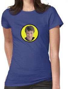 Captain Hammer Groupie Womens Fitted T-Shirt