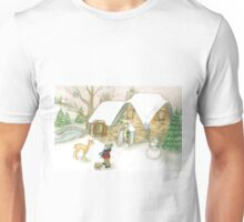 DEER COTTAGE Unisex T-Shirt