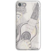 The Musician iPhone Case/Skin