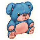 Bloo Ted by AndyCatBug