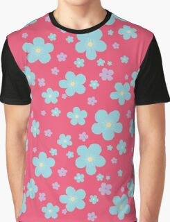 Pop flowers Graphic T-Shirt