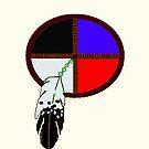 Cherokee Roots by Moninne Hardie