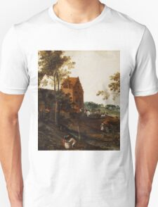 Jacob Grimmer - The Summer . Landscape  Unisex T-Shirt