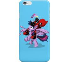 Pony Tail! iPhone Case/Skin