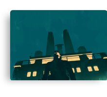 Sons of Liberty (Metal Gear Solid 2) Canvas Print