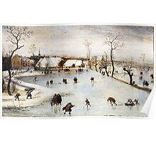 Jacob Grimmer - The Winter 1577 Poster