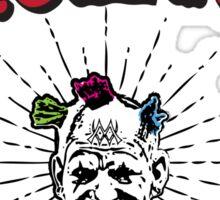 """Marauder Wear """"Freak"""" Tee  Sticker"""