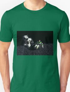 Man and His Best Friend Unisex T-Shirt