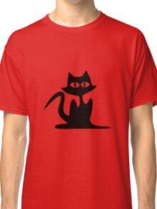 Halloween Cat Classic T-Shirt