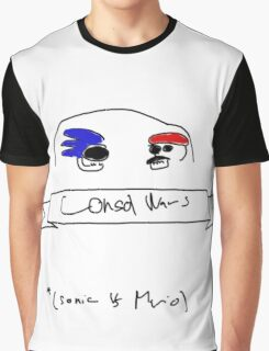 consol wars Graphic T-Shirt