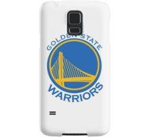 golden state warriors Samsung Galaxy Case/Skin