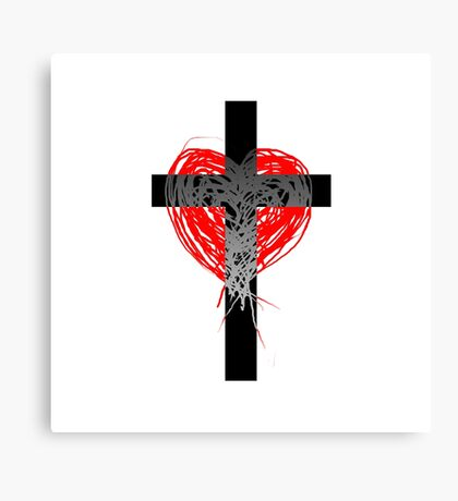 Christian Love, II Canvas Print