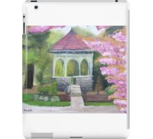 Flowers for Kate  iPad Case/Skin