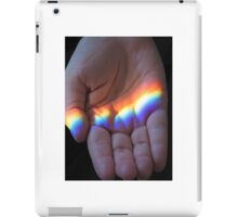 Catching Rainbows iPad Case/Skin