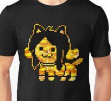 Temmie Wants Guld! - Undertale Unisex T-Shirt