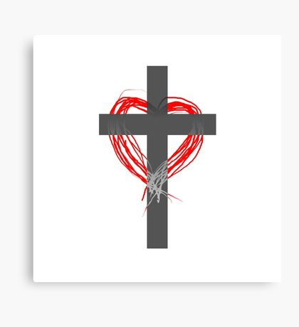 Christian Love, IV Canvas Print