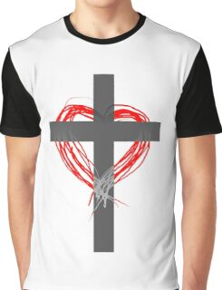 Christian Love, IV Graphic T-Shirt