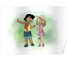 Young Amourshipping Poster