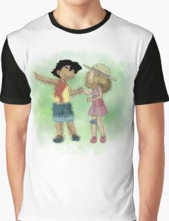 Young Amourshipping Graphic T-Shirt