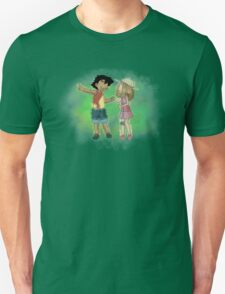 Young Amourshipping Unisex T-Shirt