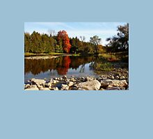Tranquility On The Grand River  Unisex T-Shirt