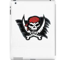 Pirate Flag iPad Case/Skin